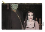 Herman And Lilly Munster Carry-all Pouch