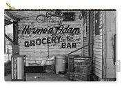 Herman Had It All Bw Carry-all Pouch