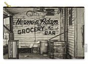 Herman Had It All - Sepia Carry-all Pouch