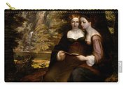 Hermia And Helena Carry-all Pouch
