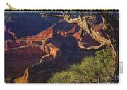 Hermit Rest Grand Canyon National Park Carry-all Pouch