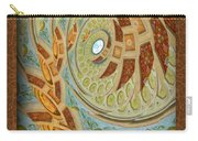 Hermitage Abstract Swirl  Carry-all Pouch