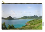Hermitage Bay Panorama Antigua Carry-all Pouch