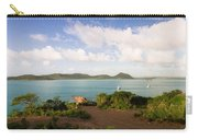 Hermitage Bay Panorama Carry-all Pouch