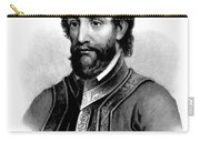 Hernando De Soto, Spanish Conquistador Carry-all Pouch