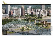 Hernando-desoto Bridge Memphis Carry-all Pouch