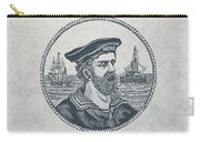 Hero Sea Captain - Nautical Design Carry-all Pouch