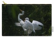Heron Dance Carry-all Pouch