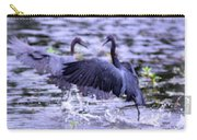 Heron Encounter - Battle - Fight Carry-all Pouch