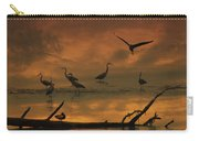 Heron Heaven Carry-all Pouch