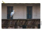 Heron In The Window Carry-all Pouch