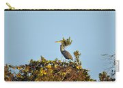 Heron Perch Carry-all Pouch