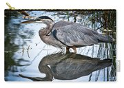 Heron Reflecting Carry-all Pouch
