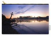 Heron Sunrise On The Bon Secour Carry-all Pouch