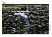 Heron Take Off Carry-all Pouch