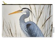 Herons Natural World Carry-all Pouch