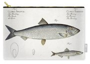 Herring Carry-all Pouch by Andreas Ludwig Kruger