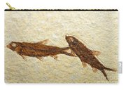 Herring Fish Fossil Carry-all Pouch