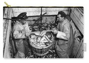 Herring Fishing Howth 1955  Carry-all Pouch