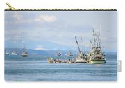 Herring Fleets Qualicum Beach Carry-all Pouch