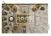 Herring Hall Marvin Co. Bank Vault Door Lock Carry-all Pouch