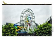 Hershey Park Ferris Wheel Carry-all Pouch