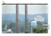 Hershey Smoke Stacks Carry-all Pouch