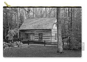 Hesler Log Home 10234b Carry-all Pouch