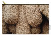 Hessian Boat Bumpers Carry-all Pouch