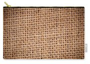 Hessian Carry-all Pouch