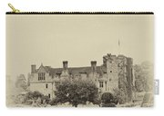 Hever Castle Yellow Plate 2 Carry-all Pouch
