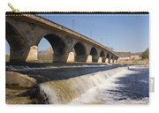 Hexham Bridge And Weir Carry-all Pouch