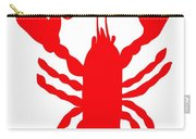 Hey Baby Lobster With Feelers  Carry-all Pouch