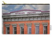 Heywoods Heywood Building In Old Sacramento California Carry-all Pouch