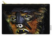 Hh Wolfman Card Style Carry-all Pouch