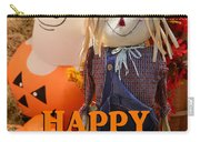 Feel Good Happy Halloween Carry-all Pouch