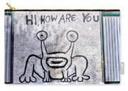 Hi How Are You Carry-all Pouch