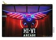 Hi-vi Arcade Carry-all Pouch