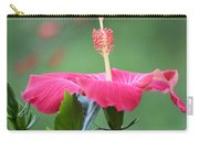 Hibiscus Ballerina Carry-all Pouch