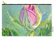 Hibiscus Blossom Carry-all Pouch