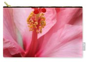 Hibiscus Flower Close Up Carry-all Pouch