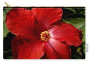 Hibiscus Landscape Carry-all Pouch
