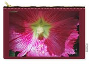 A Hibiscus Discovered On Boston Common Carry-all Pouch