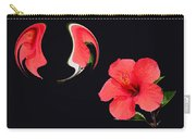 Hibiscus Seed Dream Digital Art Carry-all Pouch