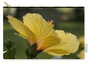 Hibiscus 'sunny Wind'  3407 Carry-all Pouch
