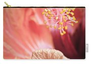 Hibuscus Talking  By Zina Zinchik Carry-all Pouch