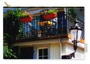 Hidden Away Balcony Carry-all Pouch