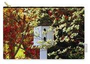 Hidden Bird House Carry-all Pouch