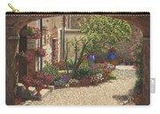Hidden Garden Villa Di Camigliano Tuscany Carry-all Pouch