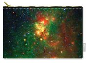 Hidden Nebula 2 Carry-all Pouch by Jennifer Rondinelli Reilly - Fine Art Photography